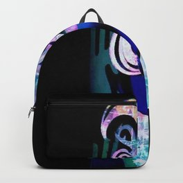 Maori tongues Backpack