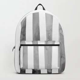 watercolor  lines Backpack