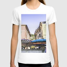 Outdoor Cafes T-shirt