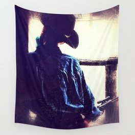 The Snowcone Kid Wall Tapestry