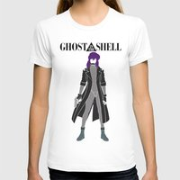 ghost in the shell T-shirts featuring Ghost in the Shell by Krbshadow