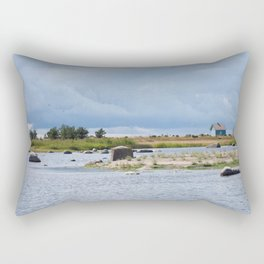 Nordic Idyll Rectangular Pillow