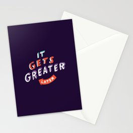 Greater Stationery Cards