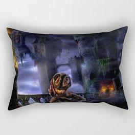 Castlevania: The Bridge Rectangular Pillow