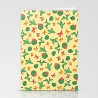 cactus Stationery Cards featuring Cactus by Kakel