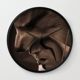Connor Kenway Assass'ins creed 3 Wall Clock