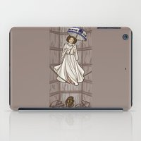 the mortal instruments iPad Cases featuring Leia's Corruptible Mortal State by Karen Hallion Illustrations