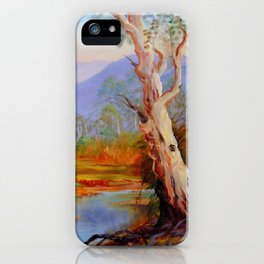 Ovens River iPhone Case