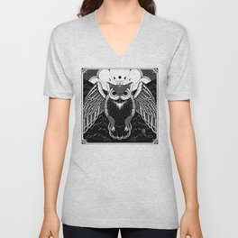 The Spirit of Night Unisex V-Neck