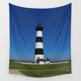 Bodie Island Lighthouse Wall Tapestry