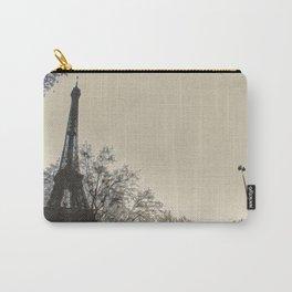 La Tour Eiffel 3 Carry-All Pouch