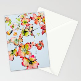 late missouri summer Stationery Cards