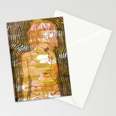Dissonant Daphne and the Anechoic Star Stationery Cards
