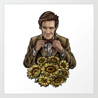Bowties are cool! Art Print