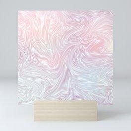 Holographic Silk I. Mini Art Print
