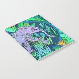 Little Elephant on a Jungle Adventure Notebook