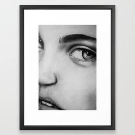 Segue Framed Art Print