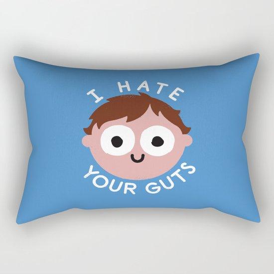 Grinsincerity Rectangular Pillow
