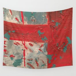 Panic Prone Wall Tapestry
