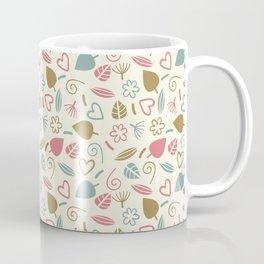 Colorful Lovely Pattern XIII Coffee Mug