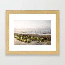Ho'okipa Beach Framed Art Print