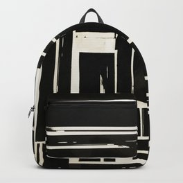 racing large (film collage) Backpack