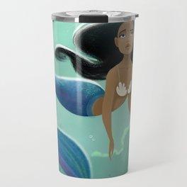 Mermaid 2 Travel Mug