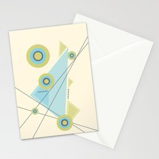 More Abstract It Becomes Stationery Cards