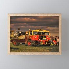 Matador and the Waveswingers  Framed Mini Art Print