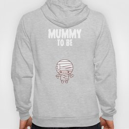 Mummy To Be Halloween Pregnancy Announcement Hoody