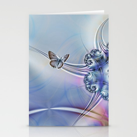 Butterfly heaven Stationery Cards
