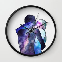 Just you gave me that feeling. Wall Clock