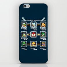 Rogue Masters iPhone & iPod Skin