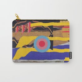 pulled muscle Carry-All Pouch