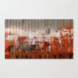 'SURFACE' Canvas Print