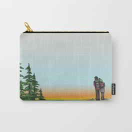 Explore Michigan Lovers Carry-All Pouch