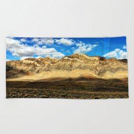 Death Valley Beauty Beach Towel