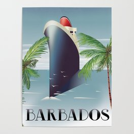 Barbados Cruise poster Poster