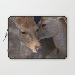 Deer Secrets Laptop Sleeve