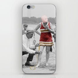 Fashion Police iPhone Skin