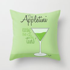 Tv drink quotes [ SCRUBS ] Throw Pillow