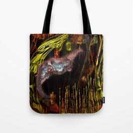 On Golden Wings Tote Bag
