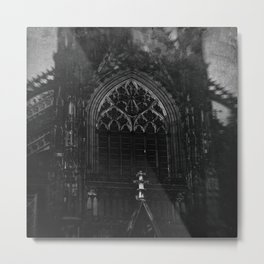 monument I Metal Print