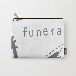 Mexican funeral Carry-All Pouch