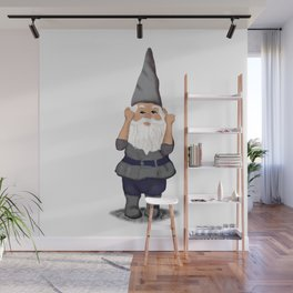 Hangin with my Gnomies - Fist Pump Wall Mural