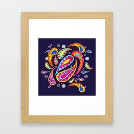 Paisley 1 Framed Art Print