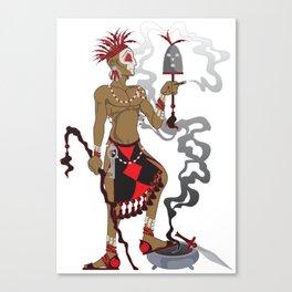 Eleggua Canvas Print