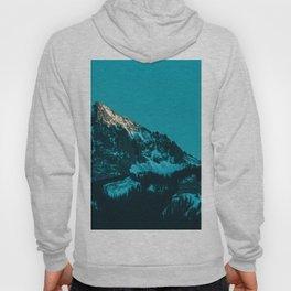 rocky mountain colorado last light Hoody