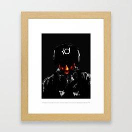 KD Framed Art Print