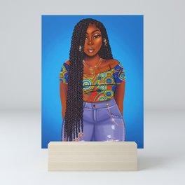 BigbodyBombface Mini Art Print